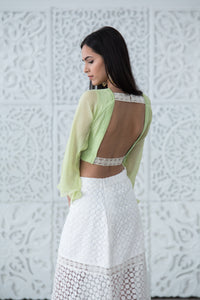 Limelight Blouse
