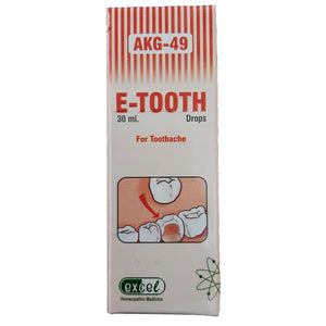 E-Tooth Drops ( AKG-49) Excel Pharma