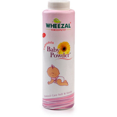Wheezal Calendula Baby Powder