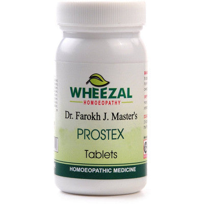 Wheezal Prostex Tablets( 75tab)