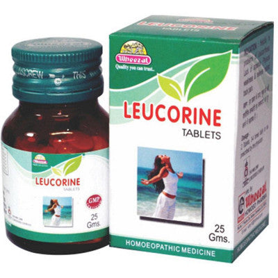 Wheezal Leucorine Tablets