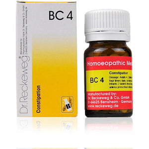 Bio Combination 4 Dr. Reckeweg Buy Online | The Homoeopathy Store