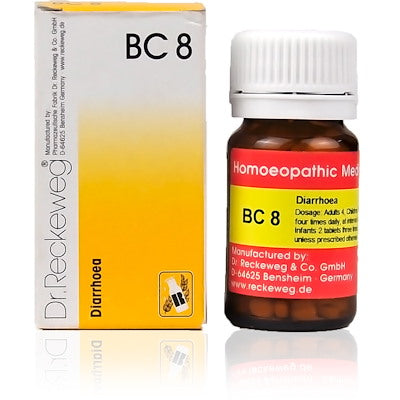 Bio Combination No 8 Dr. Reckeweg