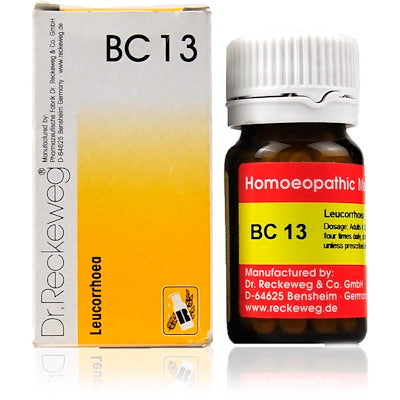 Bio Combination 13 Dr. Reckeweg Buy Online | The Homoeopathy Store