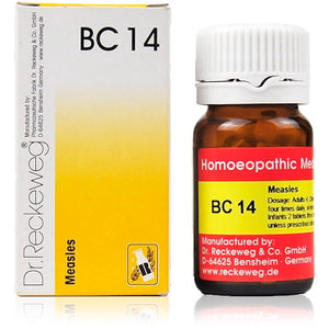 Bio Combination 14 Dr. Reckeweg Buy Online | The Homoeopathy Store
