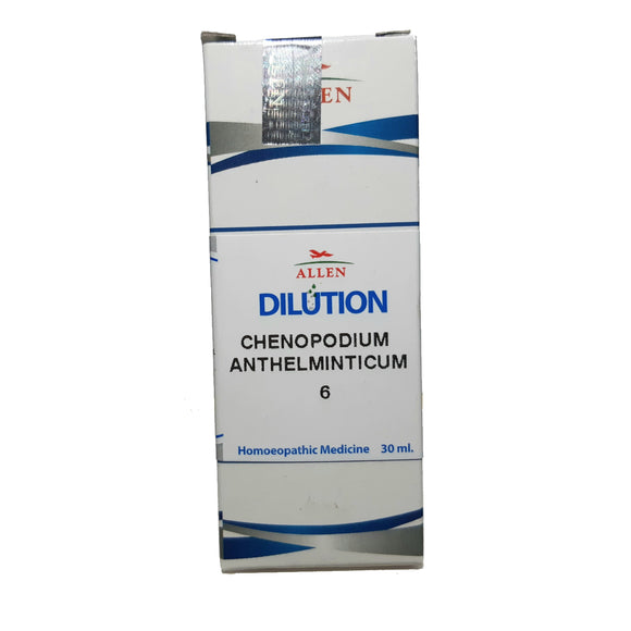 Chenopodium antihelminth  6CH 30 ml