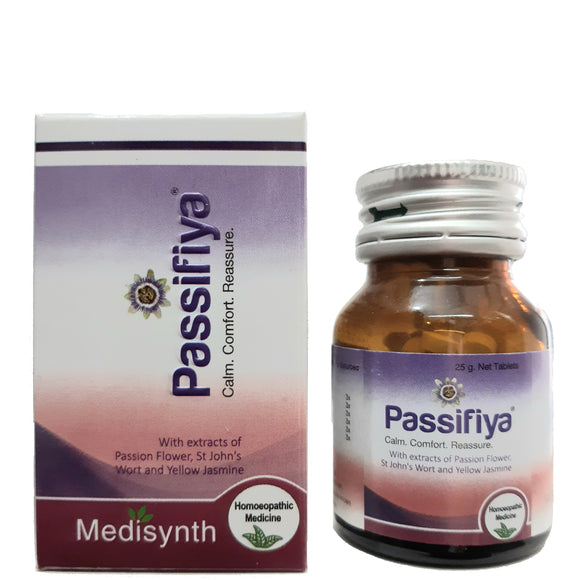 passifiya tablets medisynth order online from the homoeopathy store