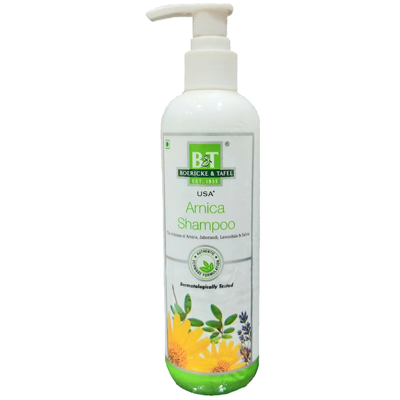 B&T Arnica Shampoo order online buy schwabe products at best price from the homoeopathy store