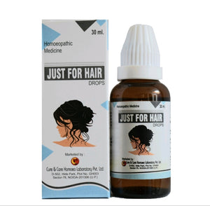 Just for hair drops