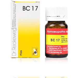 Bio Combination 17 Dr. Reckeweg Buy Online | The Homoeopathy Store