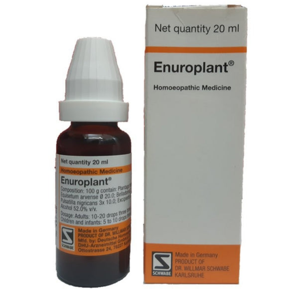 Enuroplant drops buy online on the homoeopathy store