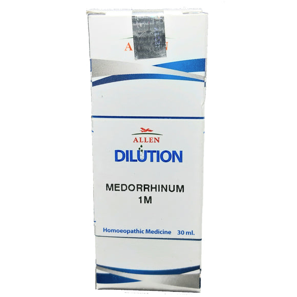 Medorrhinum 1m 30 ml