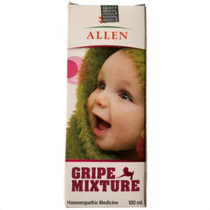 Gripe mixture Allen 100 ml
