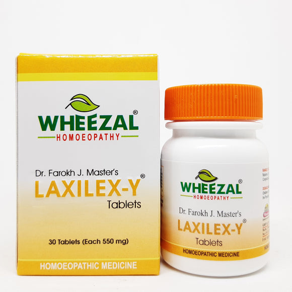 Laxilex Y tablets Wheezal