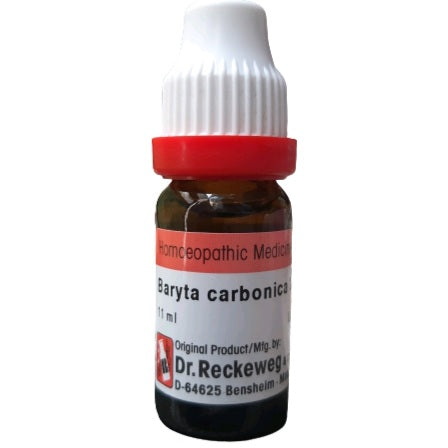 Baryta carbonica 200CH 11ml Dr. Reckeweg