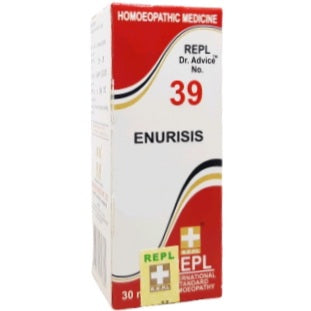 Buy REPL Dr.Advice No. 39 ENURISIS | Buy REPL medicine for Bed Wetting