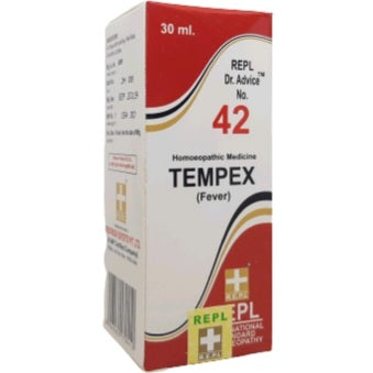 Buy REPL Dr.Advice No. 42 TEMPEX | Buy REPL medicine for Fever