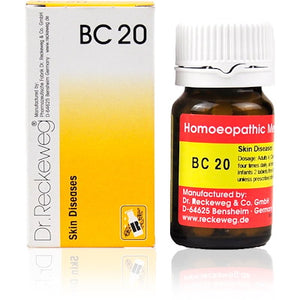 Bio Combination 20 Dr. Reckeweg Buy Online | The Homoeopathy Store