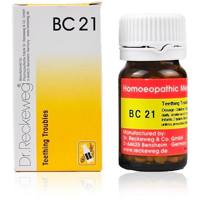 Bio Combination 21 Dr. Reckeweg Buy Online | The Homoeopathy Store