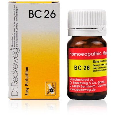 Bio Combination 26 Dr. Reckeweg Buy Online | The Homoeopathy Store