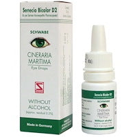 Cineraria Maritima D2 eye drop buy online from the homoeopathy store