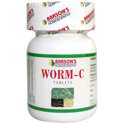 Worm C tabs buy online the homoeopathy store