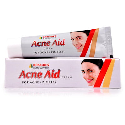 acneaid cream bakson buy online homoeopathic medicne the homoeopathy store