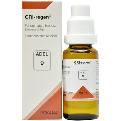Adel 9 Drop CRI regen hairfall