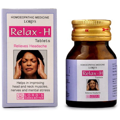 Lords Relax-H Tablets