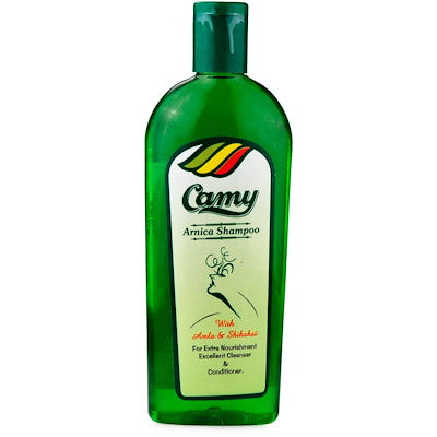 Lords Camy Arnica Shampoo with amla & shikakai