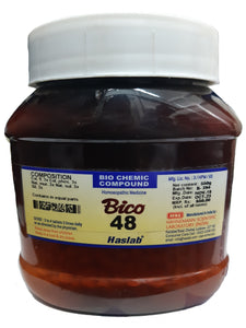 Bio chemic compound 48 HSL buy online the homoeopathy store