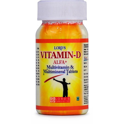 Lords Vitamin-D Alpha+