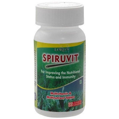 Lords Spiruvit tablets