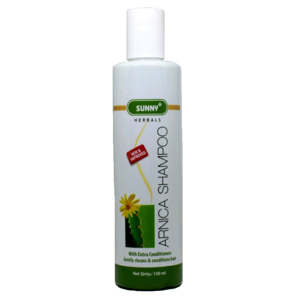 Sunny Herbals Arnica Shampoo 150 ml | Buy Bakson Products Online