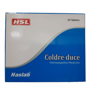 HSL Coldreduce Tablets Buy Online | The Homoeopathy Store
