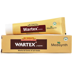 Wartex cream medisynth