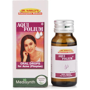 Aqui folium drop medisynth buy online the homoeopathy store