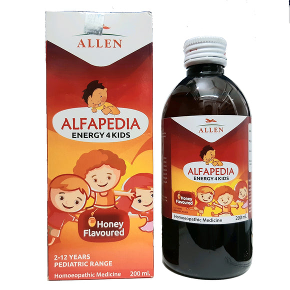 Alfapedia children tonic Allen 200 ml