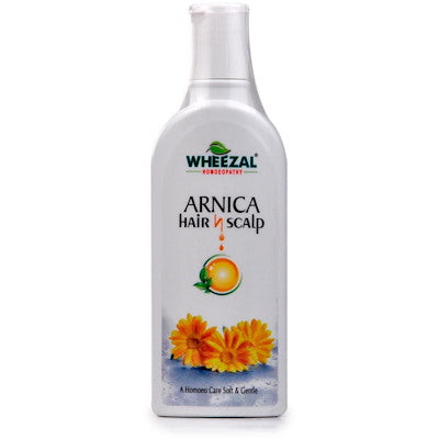 Wheezal Arnica Hair & Scalp Shampoo
