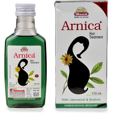 Arnica Hair treatment Wheezal Buy Online | buy Wheezal medicine online