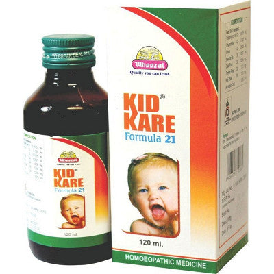Wheezal Kid Kare syrup