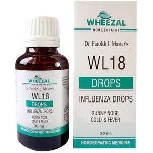 WL 18 Drop Wheezal