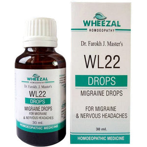 WL 22 Drop Wheezal