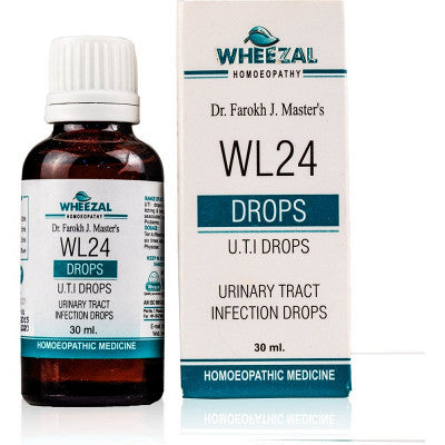 WL 24 Drop Wheezal