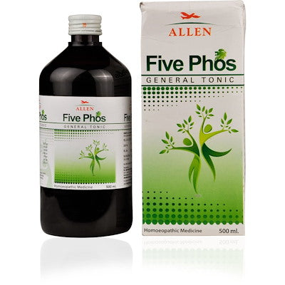Five phos general tonic Allen 200 ml