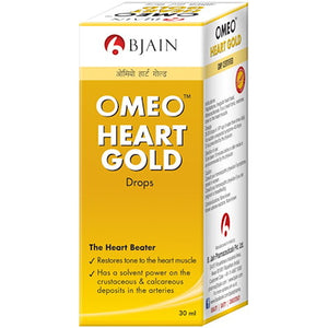 Omeo heart gold drops bjain  Homoeopathy medicines buy online the homoeopathy Store