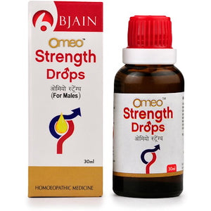 Omeo strength drop buy online from the homoeopathy store