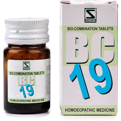 Bio Combination 19 schawbe India