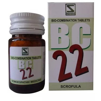 Bio Combination 22 Schwabe India
