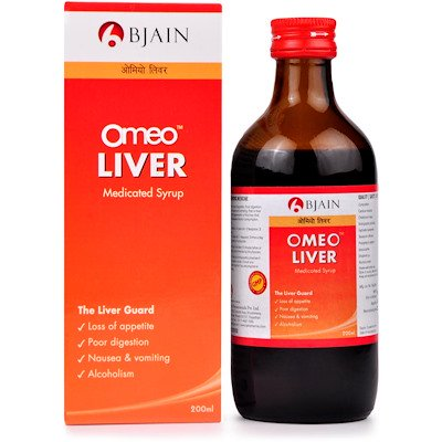 Omeo liver syrup 200 ml